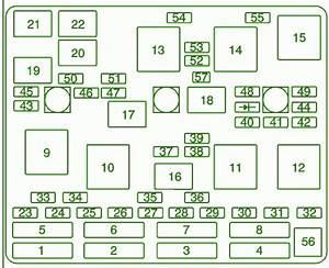 2004 Oldsmobile Alero Fuse Box Diagram  U2013 Auto Fuse Box Diagram