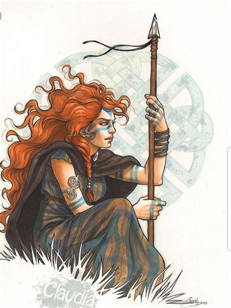 Pin by David Davis on Kelten   Warrior woman, Celtic ...