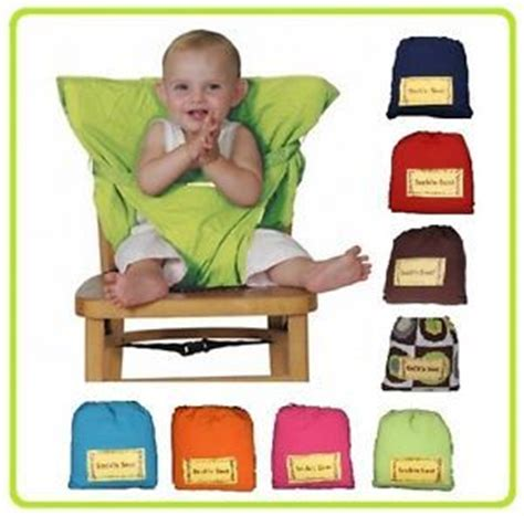 chaise bebe nomade 9 couleurs siege de voyage en tissu sack n seat ebay id 233 e b 233 b 233