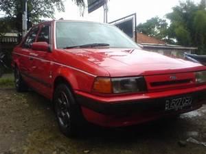 Pasang Iklan Mobil Bekas  Ford Laser Ghia Saloon 1988