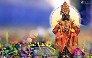 Shri Vitthal Pandharpur Wallpapers Free Download