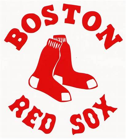 Sox Boston Clip Clipart Logos Baseball Wallpapers