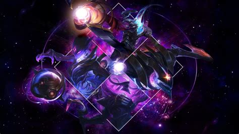 dark star orianna khazix thresh varus lol wallpapers