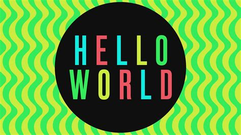 Hello World, A New Show Coming Soon To Bloombergcom