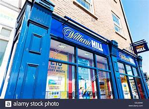 William Hill betting shop bookmaker bookmakers gambling ...