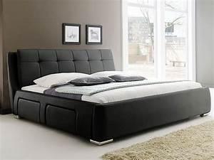 Betten 160x200 Mit Bettkasten : moderne polsterbetten aequivalere ~ Bigdaddyawards.com Haus und Dekorationen