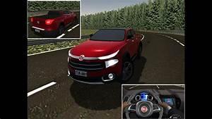 Fiat Toro Volcano Acelerando  Wr2