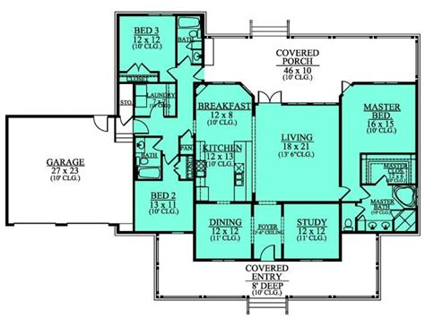 southern style floor plans 653301 southern charm house plan with wrap around porch