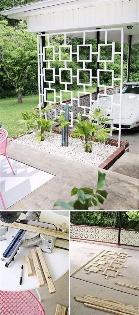 20+ Awesome Diy Garden Trellis Projects Hative