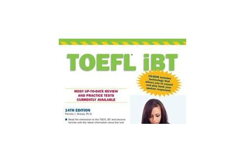 barron's toefl ibt cd rom free download
