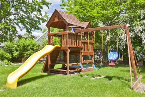 Backyard Play Set - the 50 best backyard swing sets of 2019 family living today