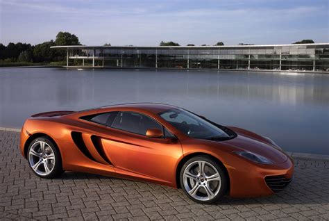 Luxurius Car :  New Mclaren Mp4-12c Gt3