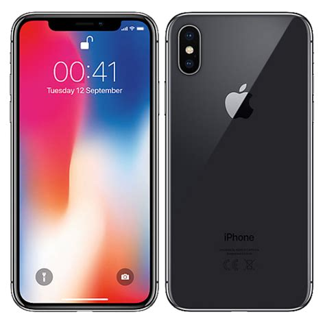 space gray iphone apple iphone x 64gb space grey kickmobiles 174