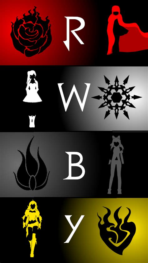 rwby phone the gallery for gt rwby yang symbol