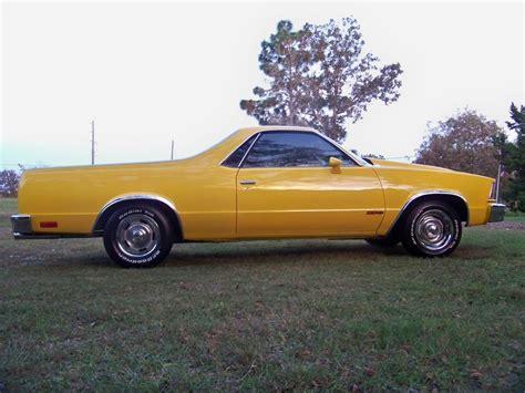 1978 El Camino Specs by Jdriscoll 1978 Chevrolet El Camino Specs Photos