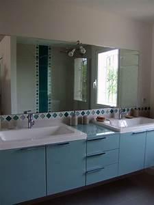 Meuble Salle De Bain Turquoise : meuble bleu turquoise ~ Dailycaller-alerts.com Idées de Décoration