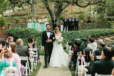 Calamigos Ranch In Malibu Wedding Dj
