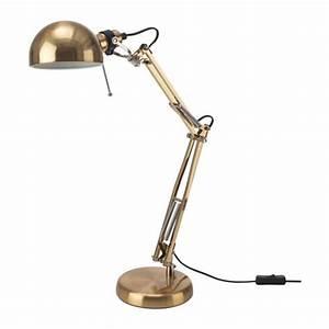 Lampe Etoile Ikea : trendy fors lampe de bureau with lampe etoile ikea ~ Teatrodelosmanantiales.com Idées de Décoration