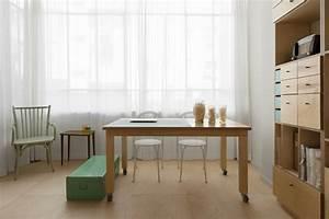 Israeli Architects Create Tiny Artist Studio That Doubles ...
