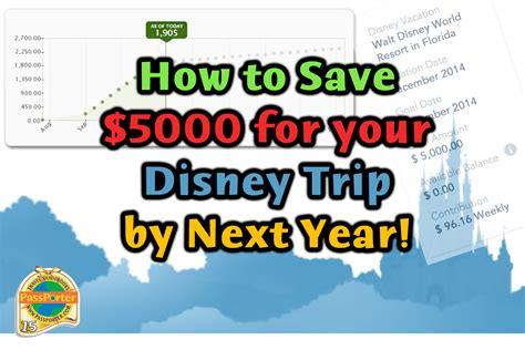 save money   disney vacation    disney
