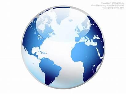 Globe Icon Photoshop Icons Psd Bullet Graphics