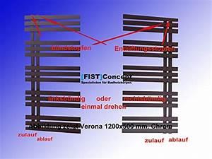 Heizkörper Größe Berechnen : designbadheizk rper verona 1400 x 500 mm anthrazit ~ Themetempest.com Abrechnung