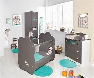 Chambre Bébé Moderne : deco chambre bebe garcon moderne b b doudou univers ~ Melissatoandfro.com Idées de Décoration