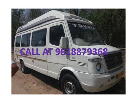 9 Seater Tempo Traveller  Luxury Tempo Traveller Delhi