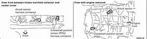 Nissan X Trail Crank Sensor
