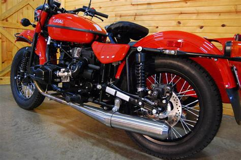 Gambar Motor Ural Ct by 2015 Ural Ct Motorcycle From New Richmond Wi Today Sale