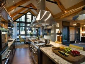 gourmet kitchen islands hgtv home 2014 kitchen pictures and from
