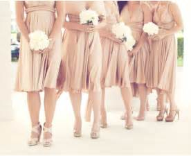 ribbon wedges what color heels w chagne bridesmaid dress for our
