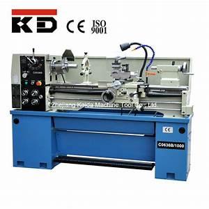 China Hot Sale Mini Metal Cutting Bench Lathe Machine