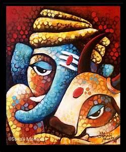 ganesha-and-friend-sonali-mohanty-.jpg (748×900) | Ganesha ...