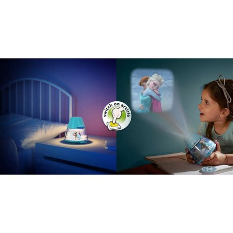 Philips Disney L by Philips Disney Frozen Children S Led Night Light Projector
