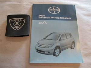 2004 Toyota Scion Xa Electrical Wiring Diagram Manual