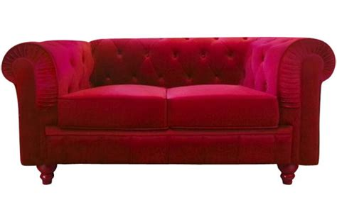 canapé chesterfield en velours canapé chesterfield velours 2 places canapés 2 et