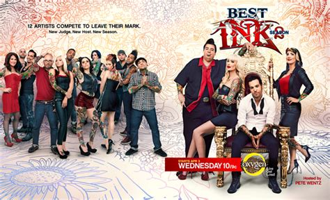 Best Ink Season 3 Episode 2 Best Ink S2 E3 Best Ink