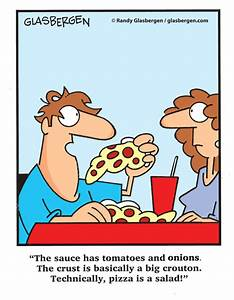 Low Carb Diets - Randy Glasbergen - Glasbergen Cartoon Service