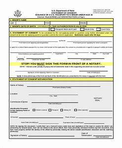 sample passport renewal form 8 free documents in pdf With forms for us passport renewal