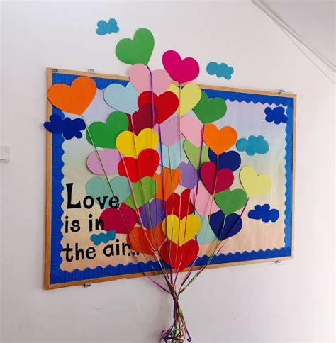 school soft board decoration ideas decoration  home