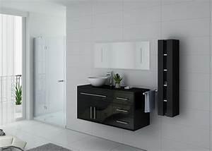 meuble salle de bain ref arezzo n With meuble salle de bain ondine