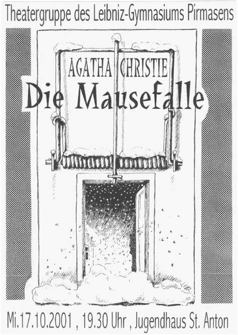 Was Kommt In Die Mausefalle by Leibniz Gymnasium Pirmasens