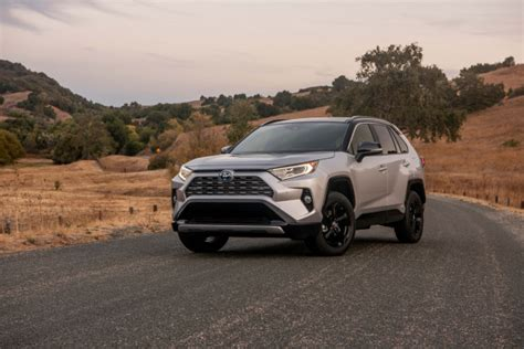 Highest Mileage Electric Car by 2019 Toyota Rav4 Hybrid At 39 Mpg The Highest Mileage