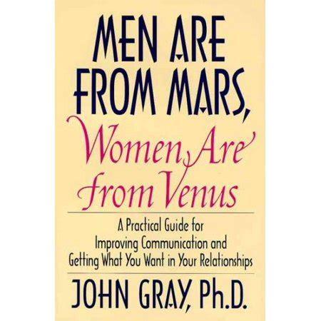 men   mars women   venus walmartcom
