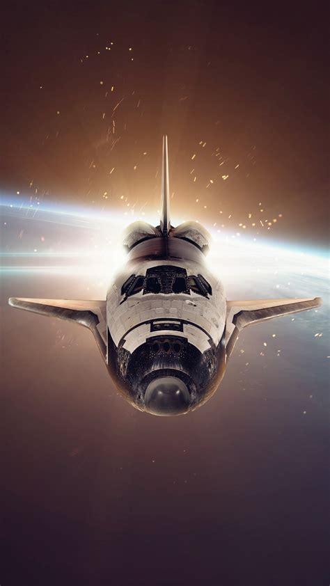 wallpaper spaceship space galaxy  space
