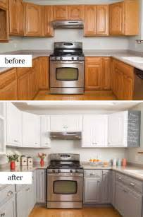 backsplash for yellow kitchen pretty before and after kitchen makeovers noted list