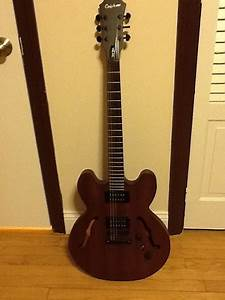 Epiphone Dot Studio 2012 Worn Brown  With Hardshell Case