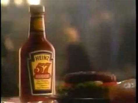 Heinz 57 - Ketchup With A Kick Commercial from 1991 - YouTube