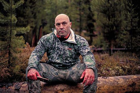 hunting exclusive joe rogan talks hunting eating meat